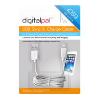 iPhone Sync & Charge Cable Clipstrip