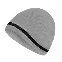 Boys Beanie Hat - Grey