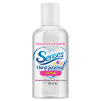 Senses Hand Sanitiser For Kids Alcohol Free 1