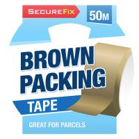 Brown Packing Tape 50m