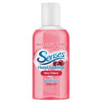 Senses Hand Sanitiser Cherry 70% Alcohol 100M