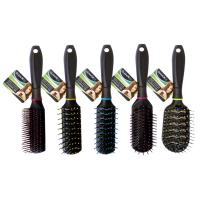 Silky Smooth Hair Brush Asst Colours & Styles