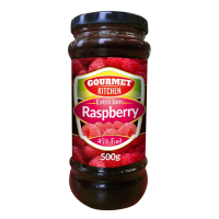 Raspberry Jam 500g