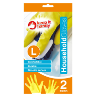 Large Household Gloves 2 Pairs