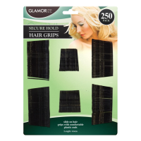 Secure Hold Hair Grips 250pk