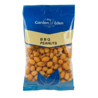 My Garden of Eden BBQ Flavoured Peanuts 140g
