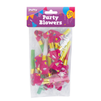 Party Blowers 20pk