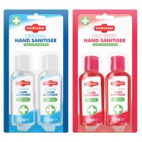 Fragranced Hand Sanitizers 2pk