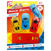"""Cars 3pk with """"shooter"""""""